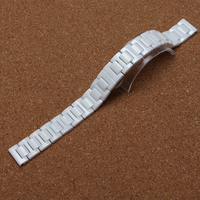 14mm 16mm 18mm 20mm White watchbands straps new pure ceramic watch bracelet popular watch accessories for dress watches men lady