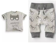 Little Monsters Baby Boy Clothing Sets