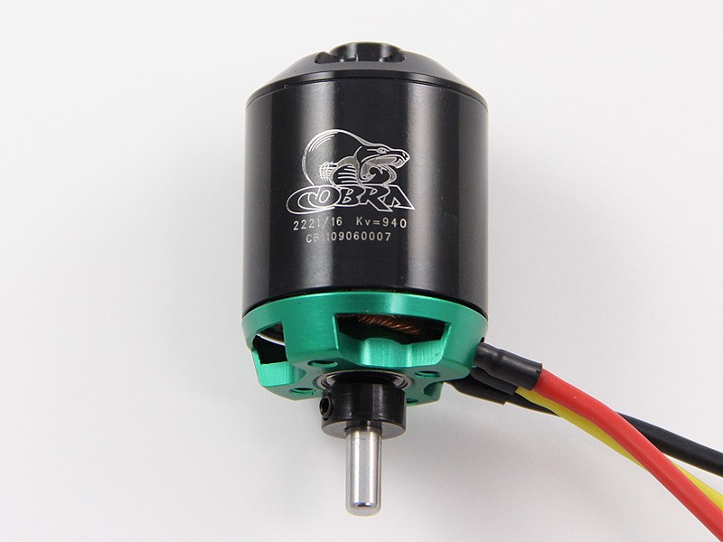 Cobra C-2221/16 Outrunner Brushless Motor, Kv=940, for R/C model Airplane and Flying Wings, Free Shipping sanwa button and joystick use in video game console with multi games 520 in 1