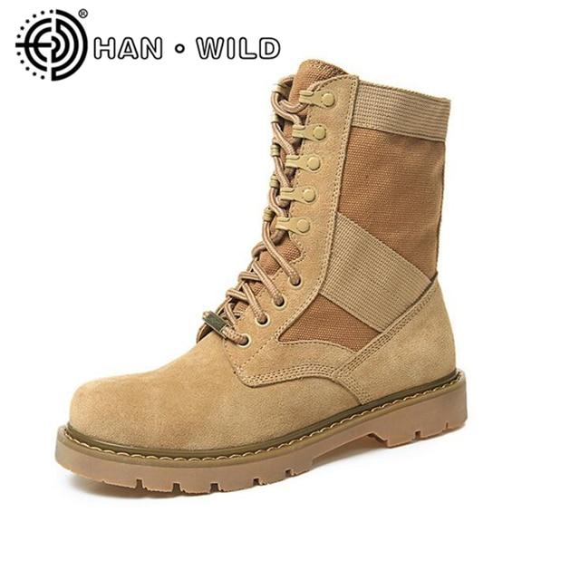 Alle Echtem Leder Martin Qualität Stiefel Für Männer Desert Stiefel Qualität Martin ... fb6c91