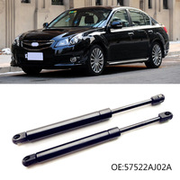1 Set Rear Tailgate Boot Gas Struts Shock Struts Spring Lift Supports For Subaru Legacy 2010