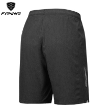 FANNAI 2019 Summer Running Shorts Men Quick Dry Fitness Gym men Jogger Sport Pocket Light Gray M-4XL Free shipping