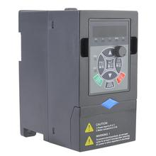 380V 2.2KW 3 Phase Input 3 Phase Output VFD Variable Frequency Drive Converter Inverter frequency converter vfd coolclassic inverter converter 380v 7 5kw inverter three phase power warranty 18 month