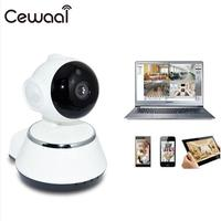 720P WiFi Wireless Pan Tilt Network Home Security Camera Remote Control IR Night Vision 3 Different