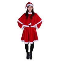 Christmas Fancy Dress Women Santa Claus Christmas Costume Cosplay Outfit For Xmas Holidays Party CHF 6