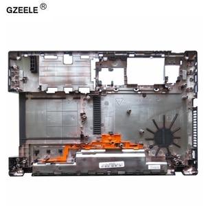 Image 2 - GZEELE جديد حالة أسفل ل أيسر أسباير V3 V3 571G V3 551G V3 571 Q5WV1 V3 531 أسفل قاعدة غطاء الدفتري المحمول الكمبيوتر D حالة