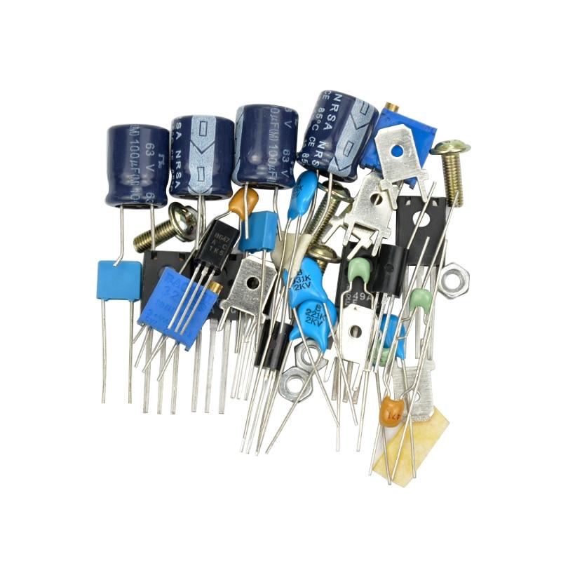 AIYIMA NAIM NAP140 AMP CLONE KIT 2SC2922 amplificateur de puissance carte Amplificador Kits AMP pour bricolage 2.0 canaux J163 - 6