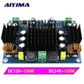 Aiyima TPA3116 High-power Car Audio Amplifier Board Mono 150W TPA3116D2 Amplifiers Adopt Double Booster System Amplificador