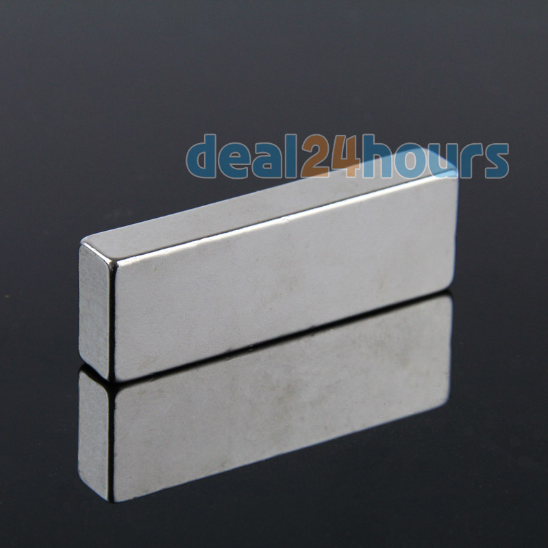 OMO Magnetics 1PC Big Bulk Super Strong Strip Block Magnets Rare Earth Neodymium 60 x 20 x 10 mm N35 omo magnetics 10pcs big bulk super strong cuboid block magnets rare earth neodymium 50 x 50 x 5 mm n35 wholesale