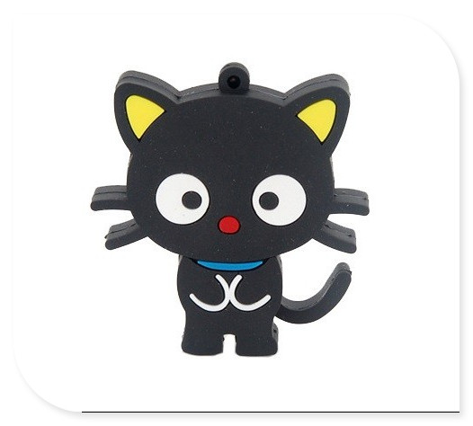 lovely cat usb flash drives thumb pendrive u disk usb creativo memory usb flash drive stick S261