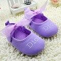 ballerina flats girls infant toddler ballerina shoes purple baby girl princess shoes ribbon bow baby shoes kids bebe prewalker