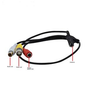 Image 2 - Mini cámara de vigilancia dispositivo de visión nocturna Cctv, cámara de videovigilancia con sensor de movimiento, ahd, 1080p