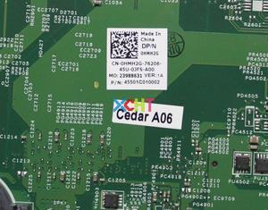 Image 4 - Đối với Dell Inspiron 3541 HMH2G 0HMH2G CN 0HMH2G 13283 1 PWB: XY1KC REV: a00 w E1 6010 CPU Máy Tính Xách Tay Bo Mạch Chủ Mainboard Thử Nghiệm