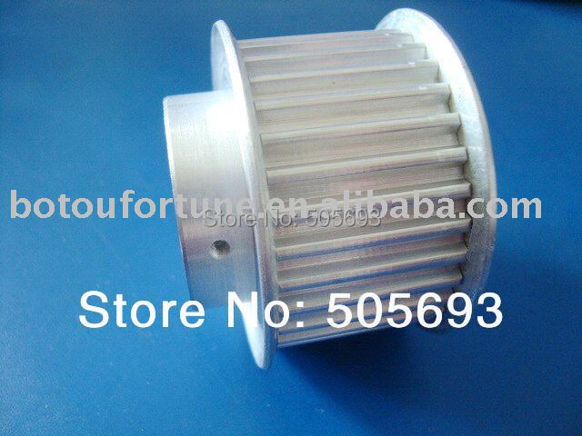 T5 Timing Pulley 30teeth and 60 teeth and 460mm 360mm length Belts sell by pack customized