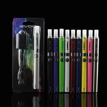 10 pcs/lot EVOD MT3 Blister pack kit eGo starter kits single kits e cigs cigarettes 650mah 900mah 1100mah battery MT3 atomizer