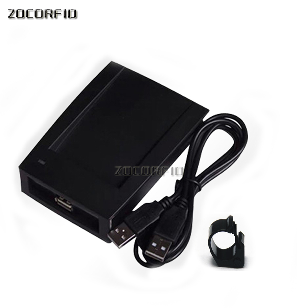 RFID 125Khz 134.2Khz ISO11784/85 FDX Animal Tag Reader And Writer With SDK