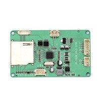 JZ-TS28 2.8 polegada cor cheia touchscreen placa para ramps1.4 mks placa 3d peças de impressora nd998