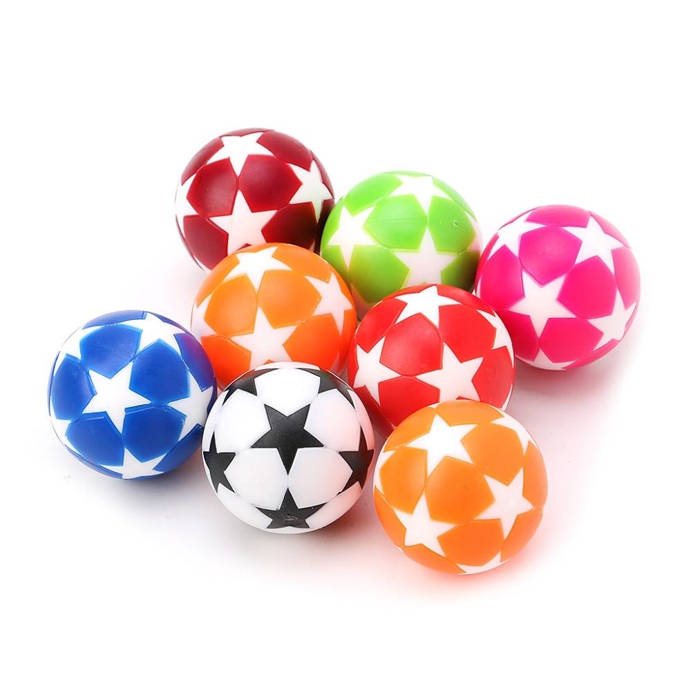 2 шт. 32 мм пластик настольный футбол футбольный мяч Foosball Fussball части машины