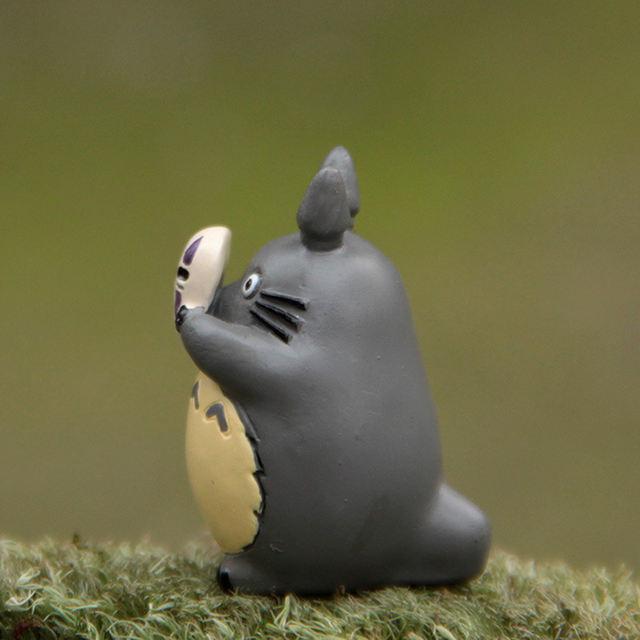 3.6Cm Totoro Figures Toys