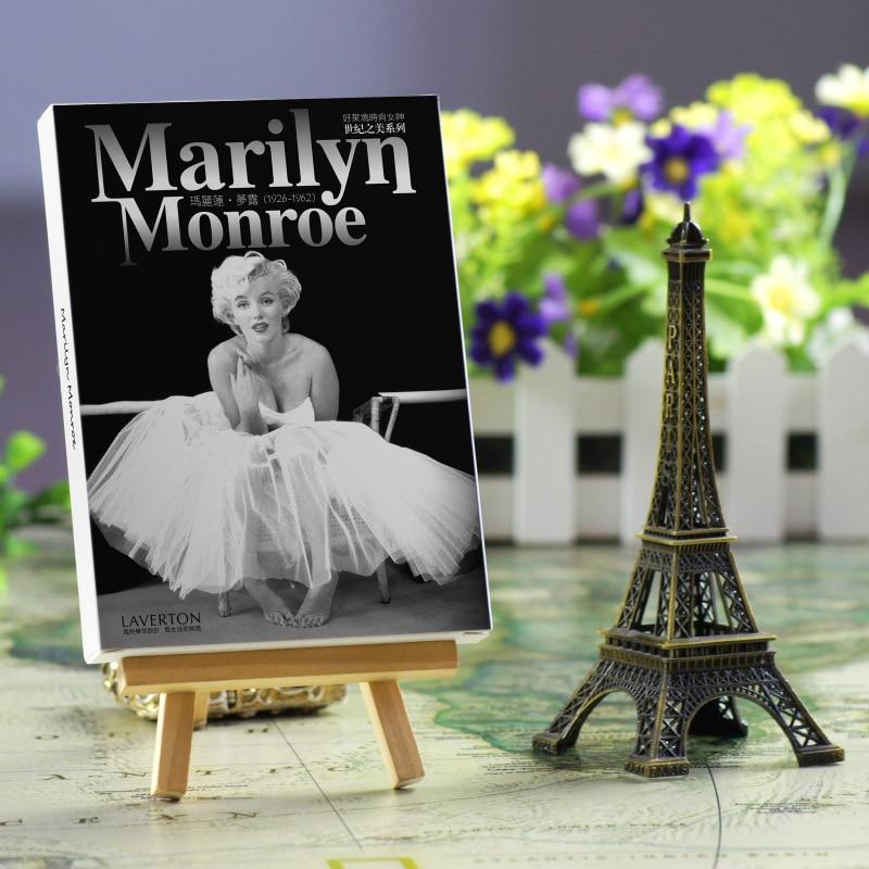 New Hot 30sheets/LOT Marilyn Monroe Postcard /Greeting Card/wish Card/Fashion Gift