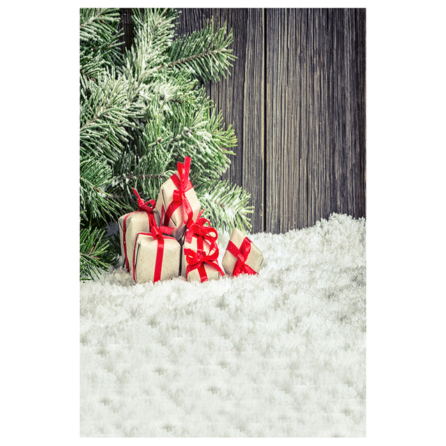 5X7FT 150X210CM Vinyl Christmas theme picture cloth custom - christmas theme background