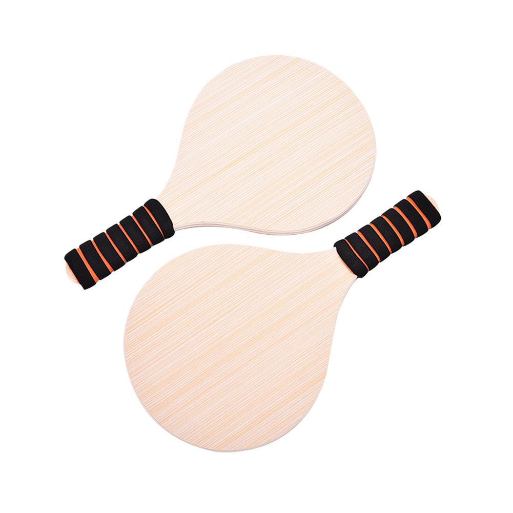 madeira para jogos ao ar livre, raquete