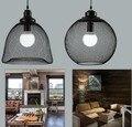 Simples de ferro Droplight moderno pingente de luz luminárias para sala de jantar sala de lâmpada de iluminação
