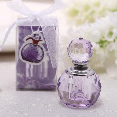 Luxe parfumflesje kristal voor bruiloft Bomboniere cadeau 100st - Feestversiering en feestartikelen - Foto 2
