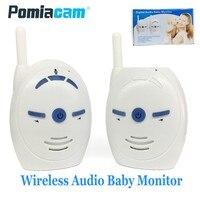 Baby Phone 2.4GHz Wireless Infant Baby Sound Monitor Audio Walkie Talkie Kids Intercoms Radio Nanny Babysitter With Mic Speaker