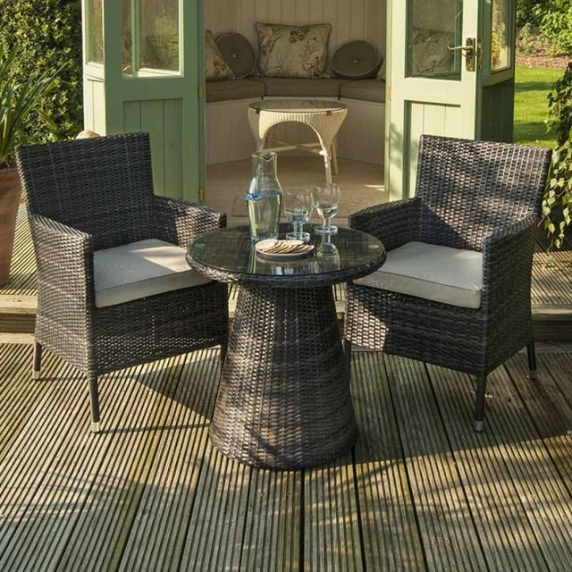 Terrific Us 284 05 5 Off 2017 Trade Assurance Sale Cheap Plastic Rattan Used Modern Cafe Chairs And Tables In Dining Room Sets From Furniture On Home Remodeling Inspirations Genioncuboardxyz