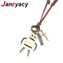 Janeyacy 2018 модные аксессуары мужское ожерелье для женщин
