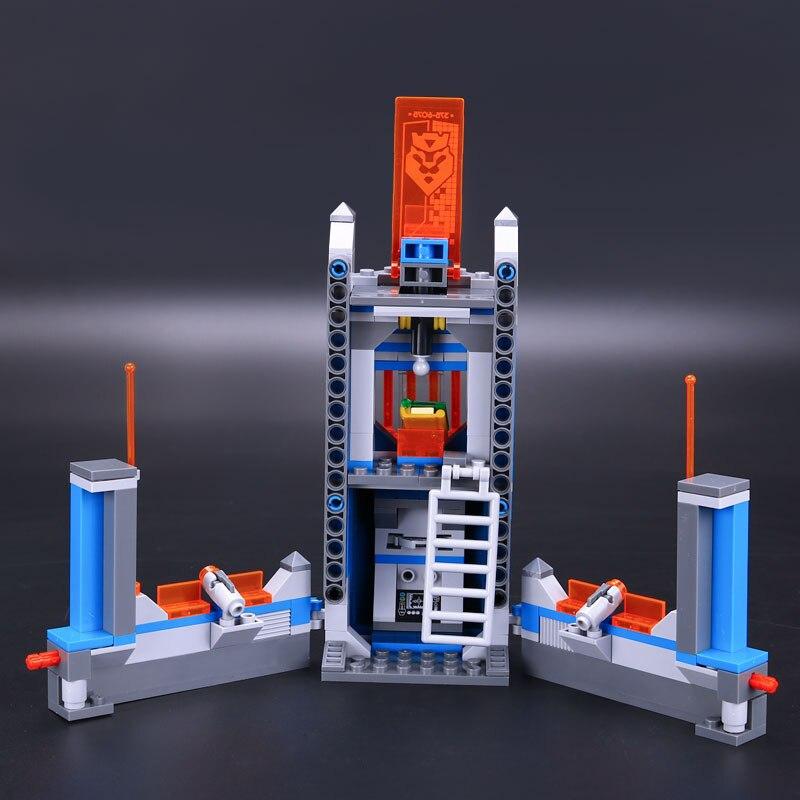 2016 New Merloks Library 2.0 Nexo Knights Future Knight Warrior Building Block Bricks Child Kid Toy Gift Nexus