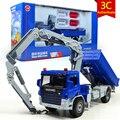 KAIDIWEI 1: 50 de Aleación de Modelos de Vehículos de Construcción de Juguete Modelo de Camión Grúa Juguetes de Colección Envío gratis