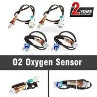 Upstream O2 Oxygen Sensor Downstream For GMC Yukon XL 1500 Sierra 1500 2500 for Chevrolet Tahoe Suburban 1500 2500 Escalade|Exhaust Gas Oxygen Sensor| |  -