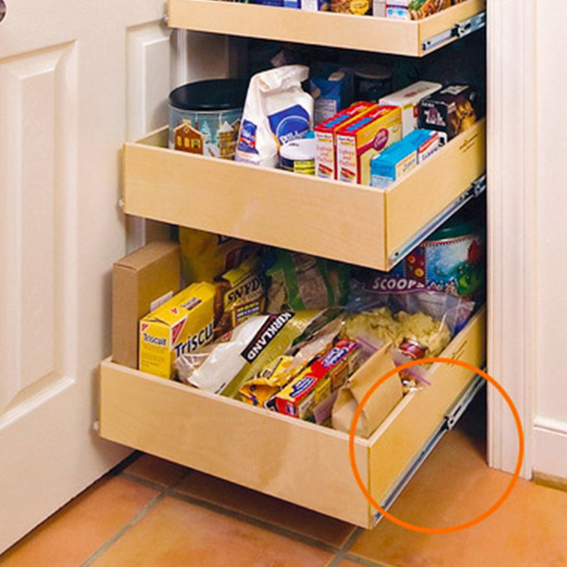 Cabinet Cupboard Drawer Runners