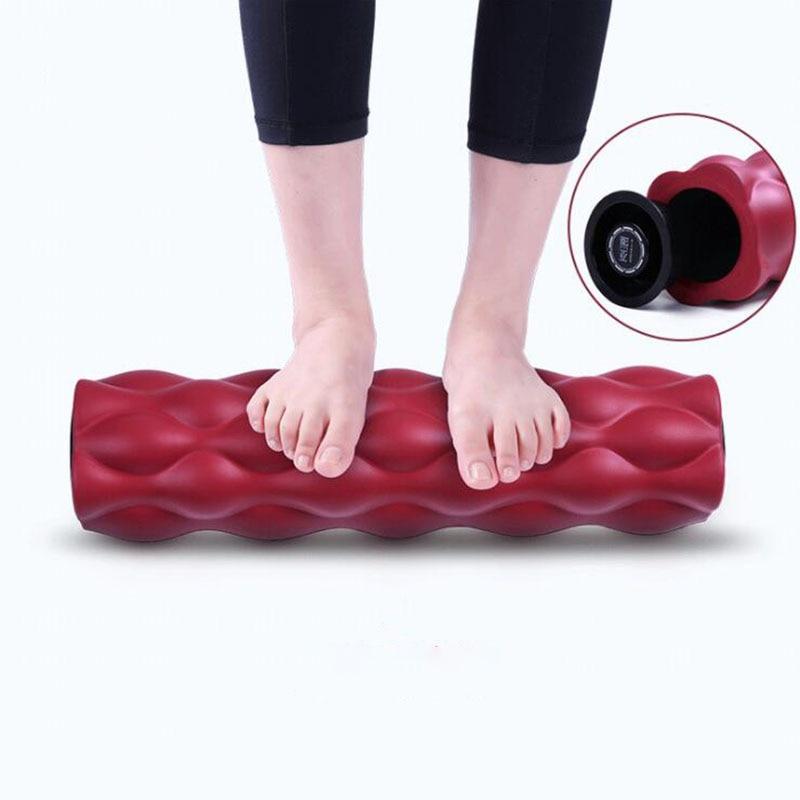 Rouleau de Massage De Yoga Blocs De Yoga Fitness Pilates Yoga Colonne Rouleau De Massage Musculaire Rouleau De Massage Pilates Corps Exercice XYLYB01
