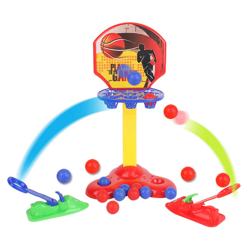 Детский баскетбольный стол для взрослых, мини-интерактивный игрушечный сачок, шариковый насос, игровой набор, подарок, Прямая доставка Y *
