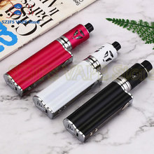 HOT Original  Adjustable 30W-50W-80W vape kit Built-in 2200mah battery with LED display electronic cigarette huge vaporizer kit original kamry x pod vape kit with 0 8ml 280mah battery disposable cartridge vaporizer hot electronic cigarette vape pen kit
