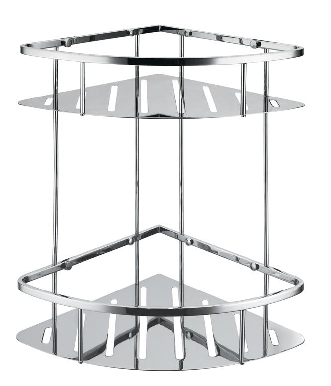 Stainless Steel Corner Shower Caddy