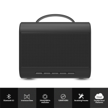 Bluedio T-Share2.0 Portable Mini Bluetooth speaker wireless 6W Loudspeaker sound system with microphone support voice control цена и фото