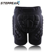 Impact snowboarding skating padded hip skiing shorts protective pad protection for