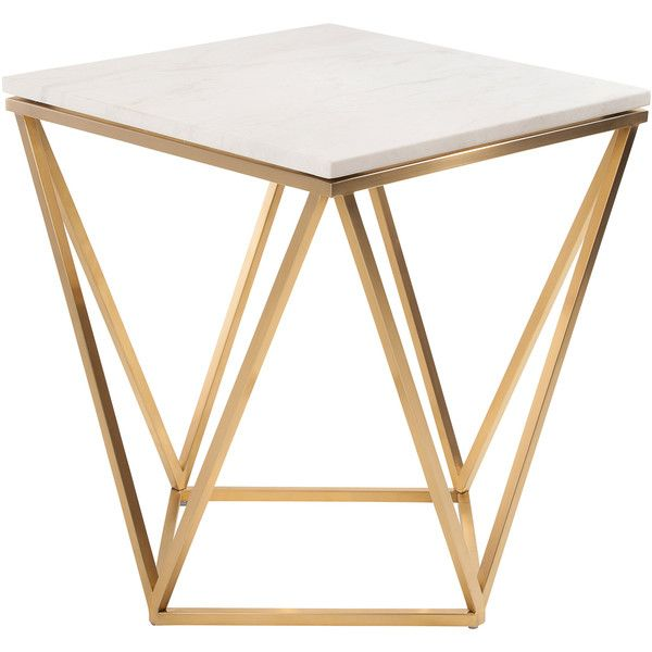Marble Kitchen Dining Tables Youll Love Wayfair Shop Wayfair - Wayfair white side table