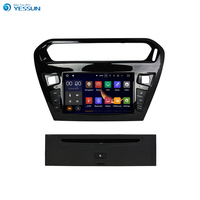 Yessun For Peugeot 301 / For Citroen Elysee Android Multimedia Player System Car Radio Stereo GPS Navigation Audio Video