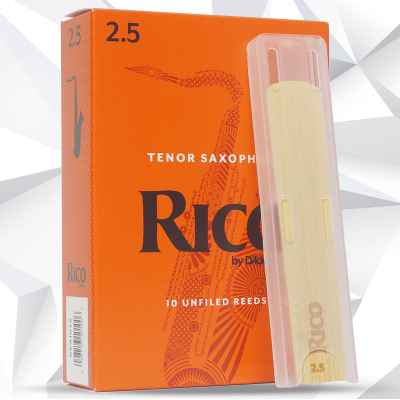 The United States RICO orange box Bb tenor sax reed jazz classic tenor saxphone reed