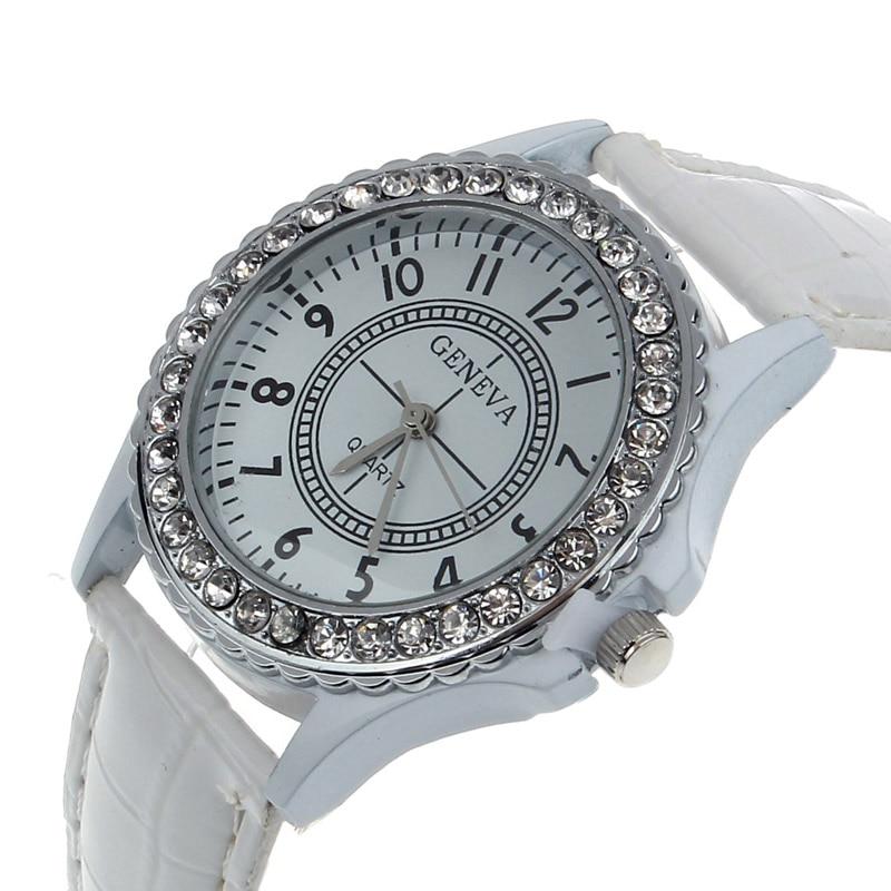 2016 Luxury Rhinestone Bracelet Watch Women Fashion Rose Gold Quartz Watch Ladies Watch Lady Hour relogio feminino relojes mujer василиса чайник электрический 1 0л василиса т7 1100 белый с голубым