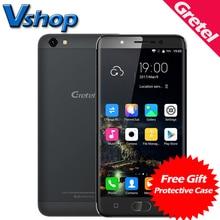 Оригинал Гретель A9 4 Г LTE Мобильных Телефонов Android 6.0 2 ГБ RAM 16 ГБ ROM Quad Core Смартфон 720 P 8MP Dual SIM 5.0 дюймов Сотовый Телефон