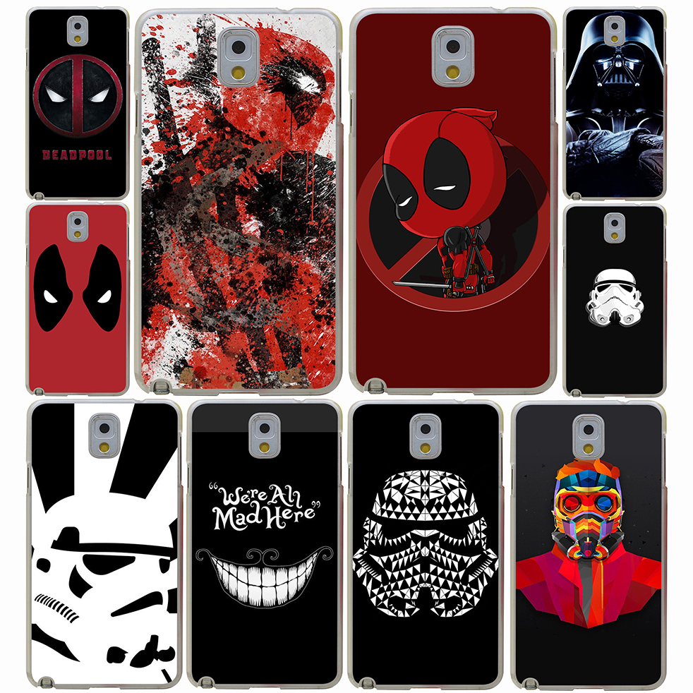 Star Wars Stormtroop Hard Case Cover for Samsung Galaxy A3 A5 A7 A8 J5 2015 2016 2017 J7 Note 5 4 3 Grand 2 J3 J5 Prime