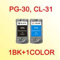 PG30 CL31 Ink Cartridg For Canon Pg 30 Cl 31 MP140 MP210 MP470 MX300 MX310 Printer