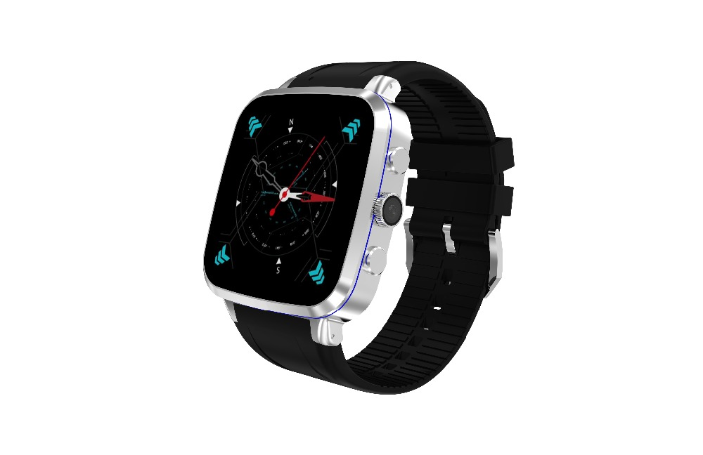 Android 5.1 smart watch smartwatch reloj n8 gps + wifi + 512 m ram + 8g rom para