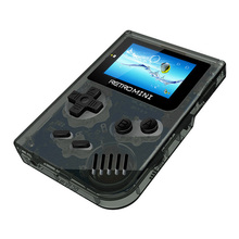 Retro Mini 32 Bit Handheld Game Player Built-in 169 Classic Games Pocket Console Portable Game Players For GBA Classic Game